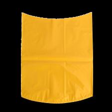 Термоусадочные пакеты маленькие желто-оранжевые 5 шт